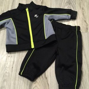 3/$6 Gym zip up and pant